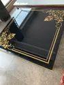 Designer Glass Table