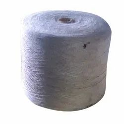 White Plain Polyester Yarn for Textile Industry