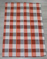 Checked Cotton Kitchen Towel