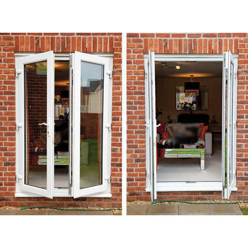 Upvc French Doors Upvc Doors Kdk Infra Private Limited Dera