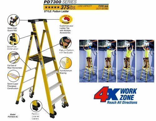 Multi Purpose Ladders - Euro Gorilla Series 7 To 11 Ft