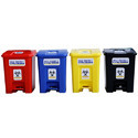 Color Coded Bins