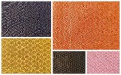 Golden Weaving Brocade Silk Fabric