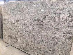 Polished,Honed Slab Alaska White Granite