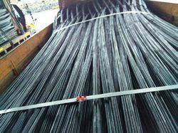 Anti Theft TMT Steel Rods Binding Systems for Trucks