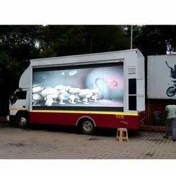 LED Promotional Van, Diesel