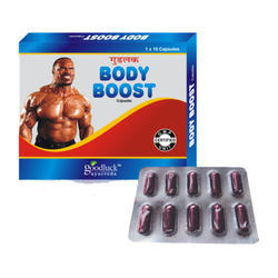 Body Boost Capsule Franchise