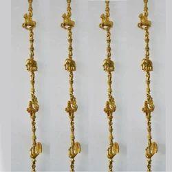 Brass Annam Chain