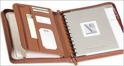Legal Size Leather Folders