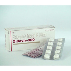 Zidovir 300 mg Tablets