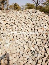 Sand Stone Cobble, for Pavement