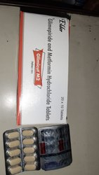 Glimepiride Metformin Tablets