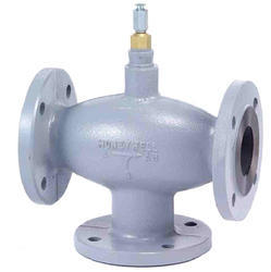 Three Way Globe Valve