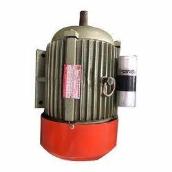 Cast Iron 2HP Single Phase AC Motor, 220-240 V, 2 HP