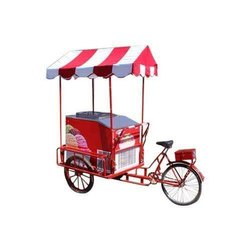 85 Ltr Push Cart Freezer