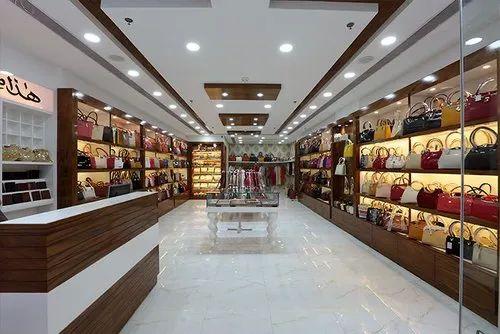 Shop Interior Designing In Banglore
