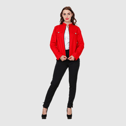 UB-BLAZ-RED-F-0027 Corporate Blazer