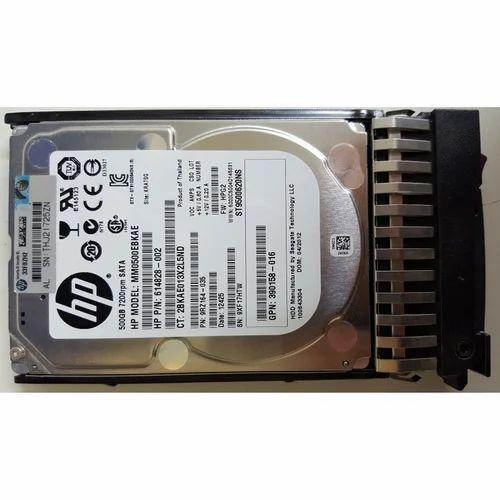 2.5-INCH HP 614828-002 HP 500GB 3G SAS 7.2K RPM MIDLINE HDD