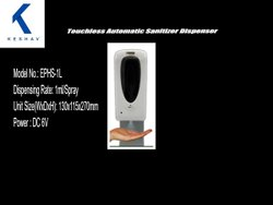 Touch less Automatic Sanitizer Dispenser