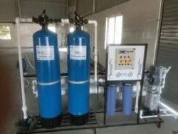 Industrial FRP RO Plant