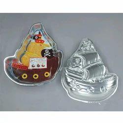 Pirate Ship Cake Pans