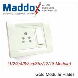 Rectangular Modular Wall Plates