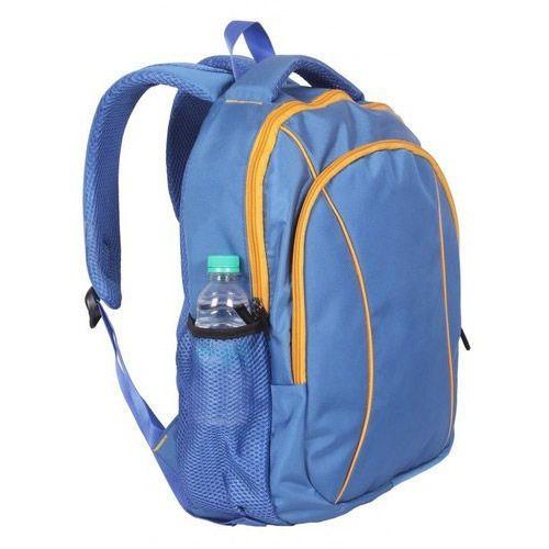 6f70c072561d Sky Blue Waterproof School Bag