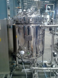Sterile Processing Vessel