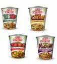 Golden Crown Wheat Flour Cup Noodle, Packaging Size: 55gm