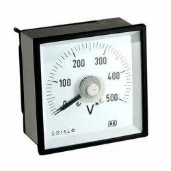 AE Digital Panel Voltmeter