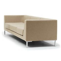 2 Seater Straight Sofa