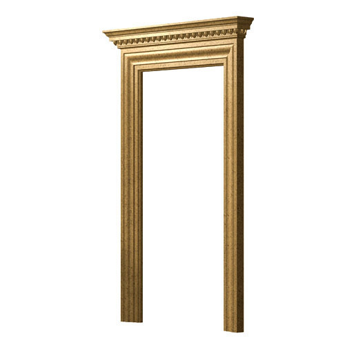 Wooden Door Frame at Rs 2000 /piece | Wooden Door Frame | ID ...