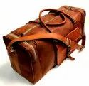 Duffel Bag, Travel Bag, Pure Leather Bag, Genuine Leather Bag, Handmade Leather Bag, Vintage Leather