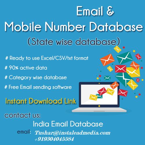 Website Devlopment & Email Database from Deoghar