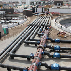 HDPE Pipe Line Work