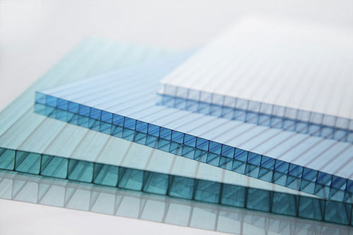 Polycarbonate Two Wall Sheet