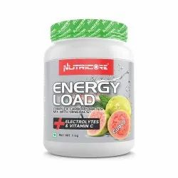 Nutricore Energy Load Instant Energy Mix Powder Guava