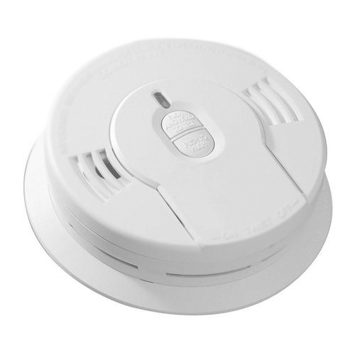 White Smoke Detector, For Office Buildings And Residential Buildings