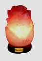 Rose Salt Lamp