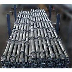 Mild Steel Standard - Hot Dip Galvanized, For Construction, Dimension: 40nb Tube