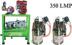 350 LPM Portable Milking Machine