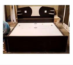 G-Ten Wooden New Dutch Double bed