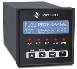 Mass Gas Flow Calculator Cum Totalizer