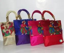 Silk Brocade handbag