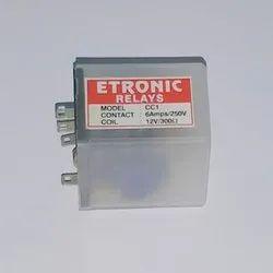 6 Amp 12 Volt Electronic Relays