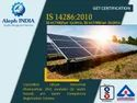 BIS Registration for Solar Photo Voltaic Modules