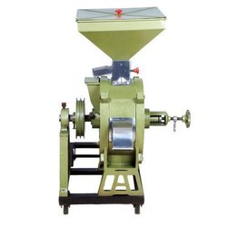Semi Automatic Flour Mill