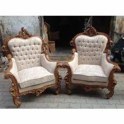 Star Teak Sofa Chairs