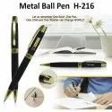 Metal Ball Pen H-216