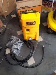 INGCO 20 high pressure washer - home, Model Name/Number: HPWR12001, 1200W